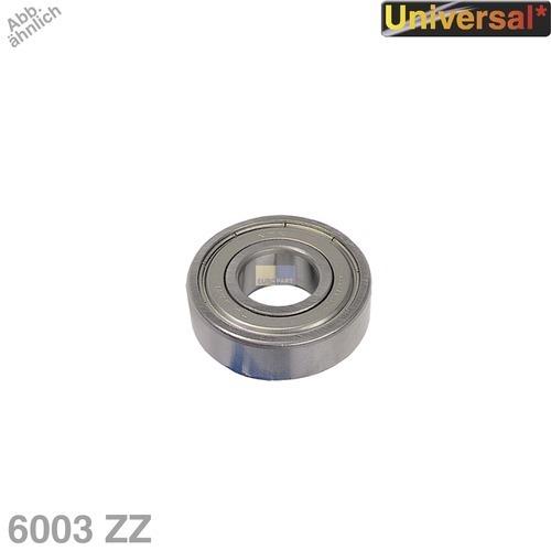 Klick zeigt Details von Kugellager 6003 ZZ NTN/SNR Universal