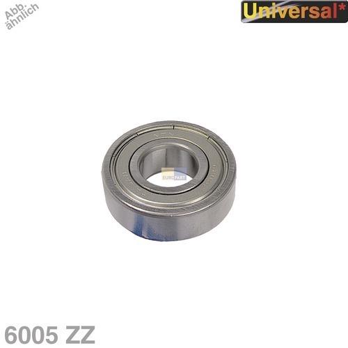 Klick zeigt Details von Kugellager 6005 ZZ NTN/SNR Universal