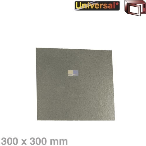 Klick zeigt Details von Hohlleiterabdeckung 300x300mm