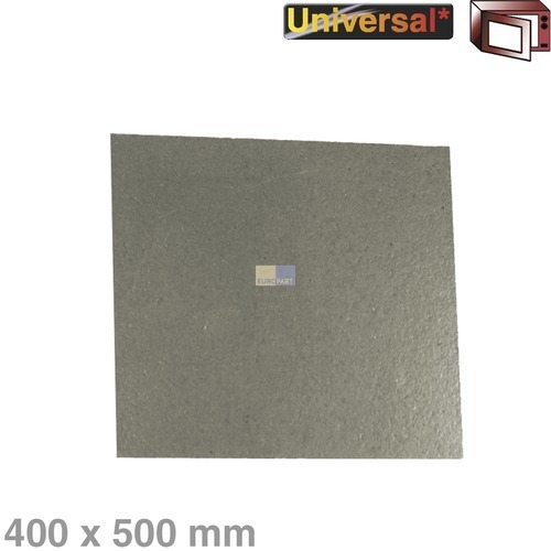 Klick zeigt Details von Hohlleiterabdeckung 400x500mm