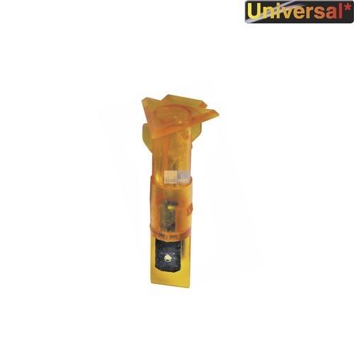 Klick zeigt Details von Kontrolllampe gelb, Pfeil / rund,
