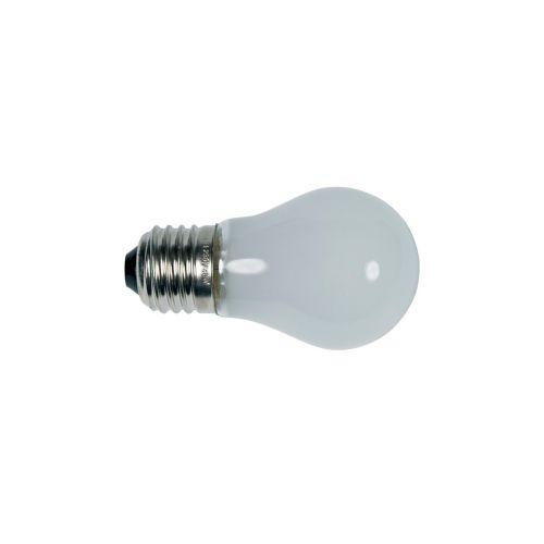 Klick zeigt Details von Lampe E27 40W 47mmØ 88mm 230V Kugelform Samsung 4713-001201 Original
