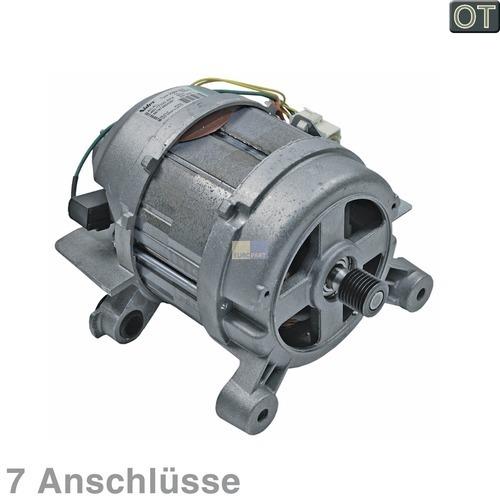 Klick zeigt Details von Motor, 7 Anschlüsse