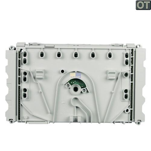 Klick zeigt Details von Elektronik Kontrolleinheit in Gehäuse Whirlpool 480111105198 für Waschmaschine