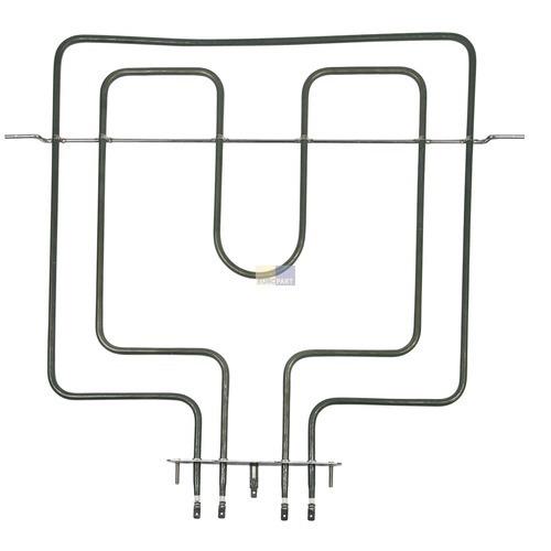 Klick zeigt Details von Oberhitze/Grill 900W+1600W 230V  Bauknecht/Whirlpool 481010452572
