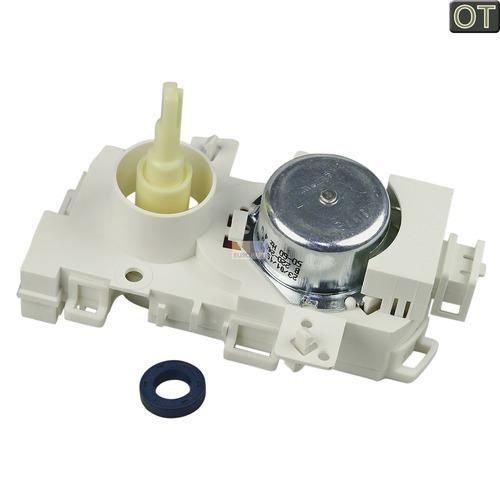 Klick zeigt Details von Drehschieber an Umwälzpumpe Whirlpool 481010745146 Original für Geschirrspüler
