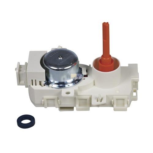 Klick zeigt Details von Drehschieber an Umwälzpumpe Whirlpool 481010745147 Original für Geschirrspüler