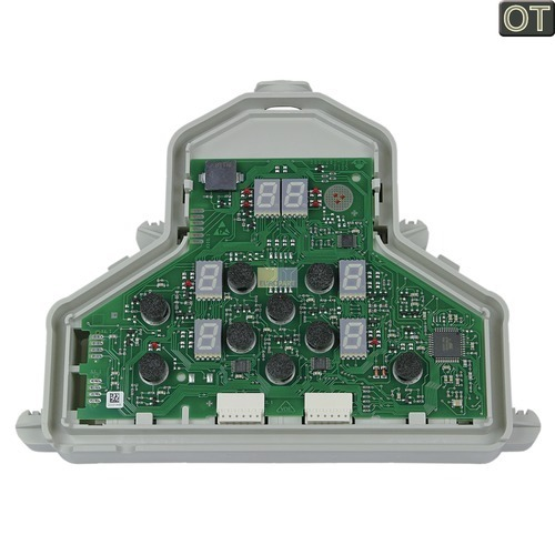Klick zeigt Details von Elektronik Bedienungseinheit