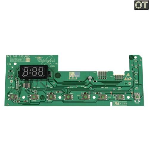 Klick zeigt Details von Elektronik Modul