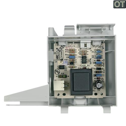 Klick zeigt Details von Elektronik Feuchtigkeitssteuerung