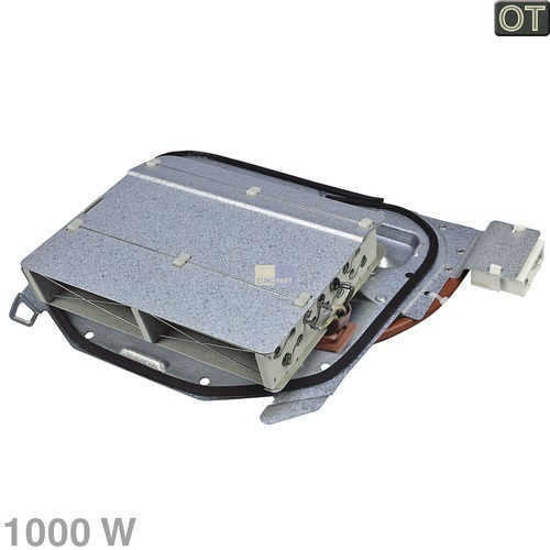 Klick zeigt Details von Heizelement Heizregister 1000W 230V TR  Bauknecht/Whirlpool 481225928926