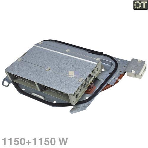 Klick zeigt Details von Heizelement Heizregister 1150+1150W