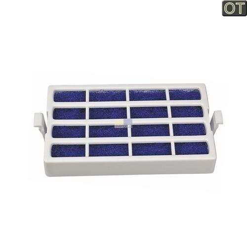 Klick zeigt Details von Luftfilter Hygienefilter Bauknecht HYG001 481248048173 Original für Kühlschrank