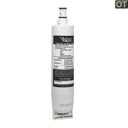 Klick zeigt Details von Wasserfilter für US-Kühlgerät, Wpro USC009