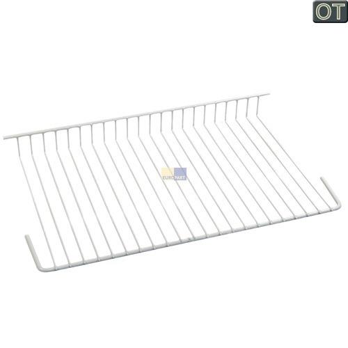 Klick zeigt Details von Abstellboden, Ablagerost weiß fürs Kühlteil