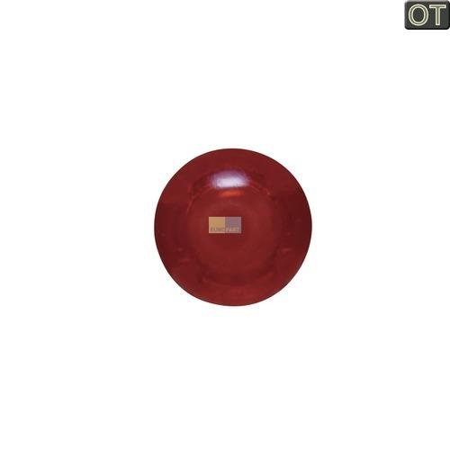 Klick zeigt Details von Lampenabdeckung Ø7mm rot, rund