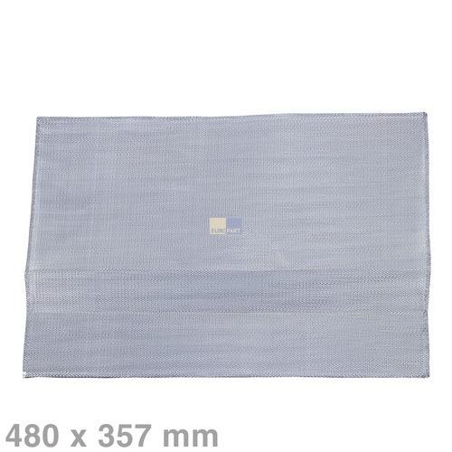 Klick zeigt Details von Fettfilter eckig Metall 480x357mm, OT!