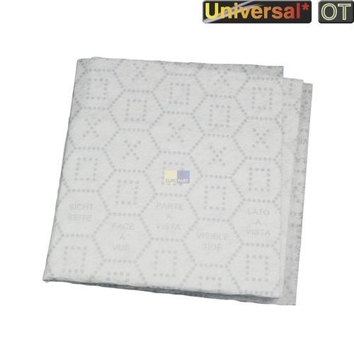 Fettfiltermatte Vliesstoff 970x470mm 140g/m², Universal! Wpro UGF015
