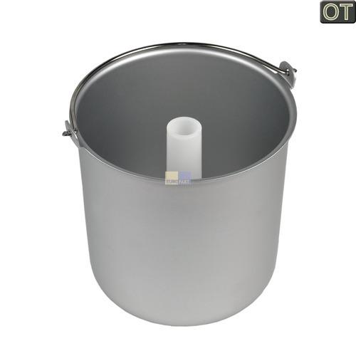 Klick zeigt Details von Eisbehälter für Eismaschine, 136mmØ 132mm