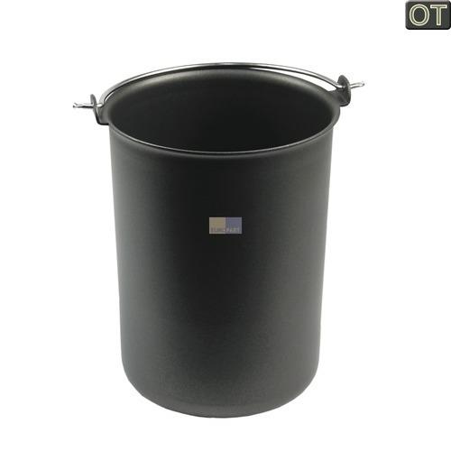 Klick zeigt Details von Eisbehälter für Eismaschine, 118mmØ 160mm
