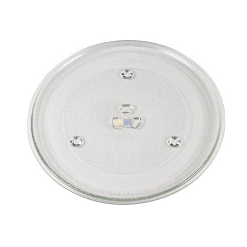 Klick zeigt Details von Drehteller Glasteller 270mmØ CANDY 49033573 Original für Mikrowelle