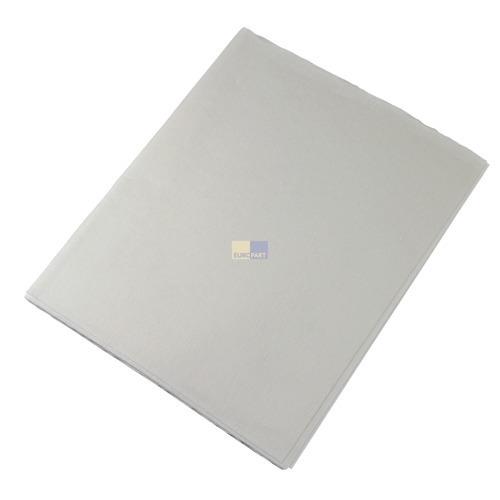 Fettfiltermatte Vliesstoff 445x280mm