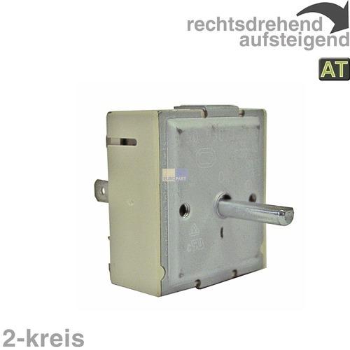 Klick zeigt Details von Energieregler 50.55071.100 Zweikreis AT!