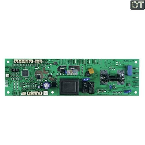 Klick zeigt Details von Elektronik Leistungsplatine