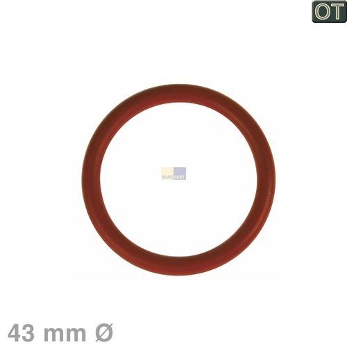 Klick zeigt Details von Dichtung 43mmØ für Brühgruppe/Heizelement, OT!