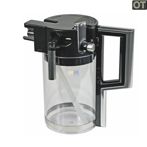 Klick zeigt Details von Milchbehälter komplett DeLonghi 5513294531 Original für Kaffeemaschine