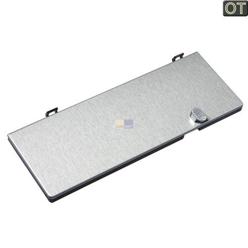 Klick zeigt Details von Bohnenbehälterdeckel silber