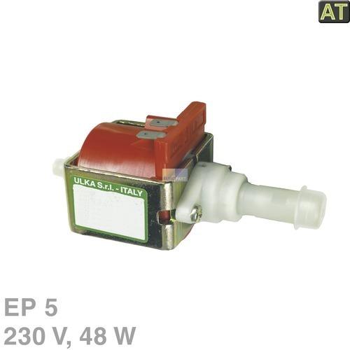 Klick zeigt Details von Elektropumpe Ulka EP5 230V univ.