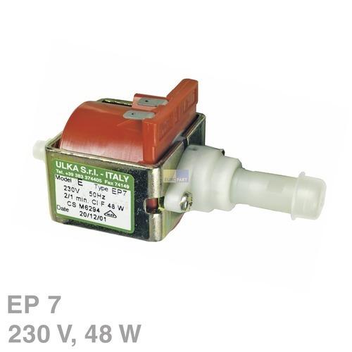 Klick zeigt Details von Elektropumpe Ulka EP7 230Volt,
