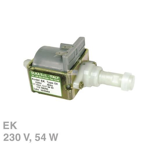 Klick zeigt Details von Pumpe Ulka EK 54W 230V Universal Alternative u.a. für Kaffeemaschine