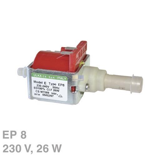 Klick zeigt Details von Elektropumpe ULKA Typ EP8
