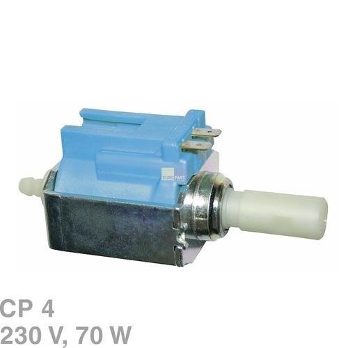 Klick zeigt Details von Pumpe ARS CP4SP 70W 230V Universal Alternative u.a. für Kaffeemaschine