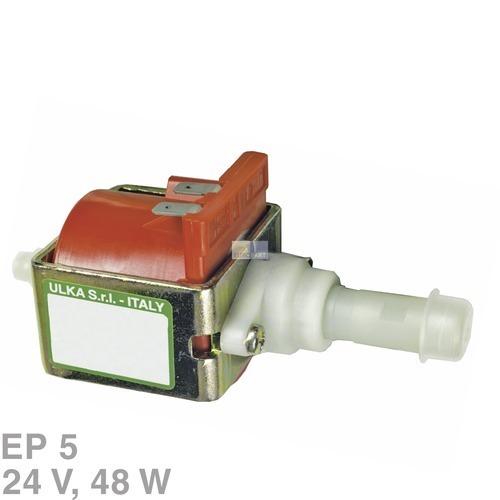 Klick zeigt Details von Elektropumpe ULKA EP5, 24V/48W Universal