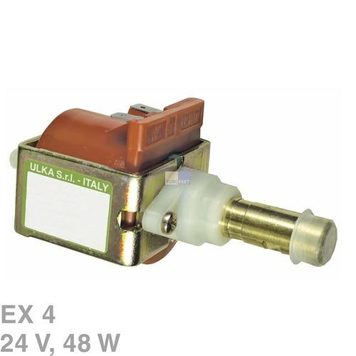 Klick zeigt Details von Elektropumpe UlkaEX4 24V Univ.