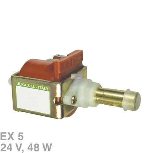 Klick zeigt Details von Elektropumpe ULKA EX5, 24 Volt / 48W