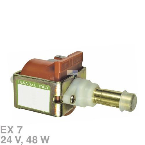 Klick zeigt Details von Elektropumpe UlkaEX7 24V Univ.