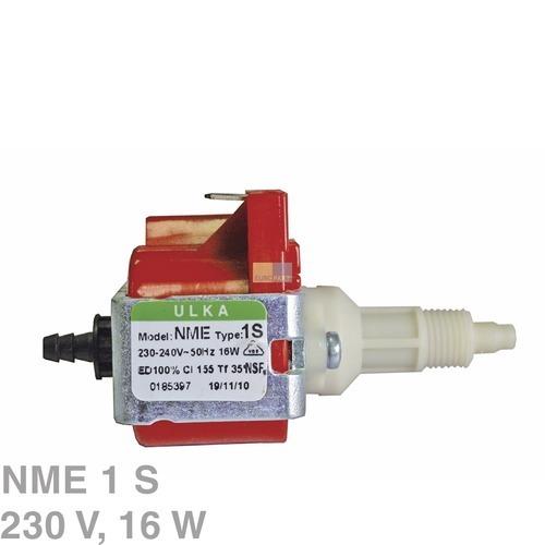 Klick zeigt Details von Elektropumpe ULKA NME1S, 230v, universal