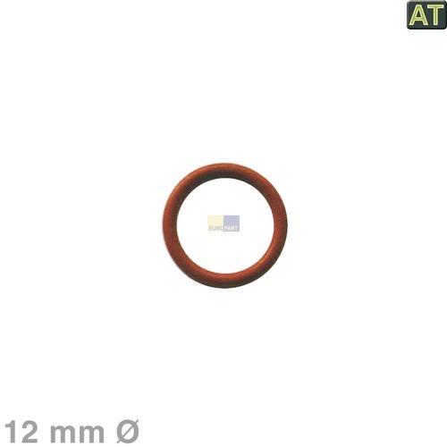 Klick zeigt Details von Dichtung 12mmØ Dampfrohr AT! Philips Saeco 996530013454 für Kaffeeautomat