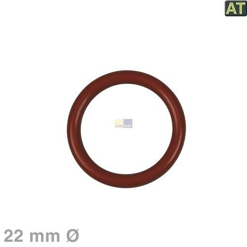 Klick zeigt Details von Dichtung 22mmØ Wassertank AT! Philips Saeco 996530059381 für Kaffeeautomat