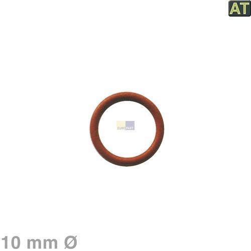 Klick zeigt Details von Dichtung 10mmØ Heizpatrone/Dampfventil AT! Jura 58916 O-Ring für Kaffeeautomat