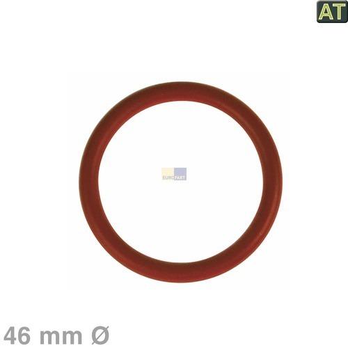 Klick zeigt Details von Dichtung 46mmØ Brühgruppe AT! Philips Saeco 996530013581 für Kaffeeautomat