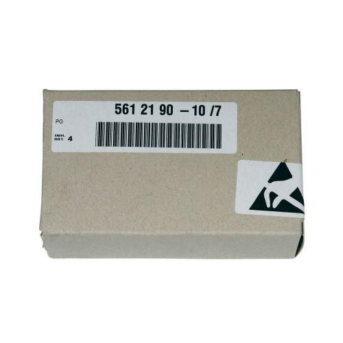 Klick zeigt Details von Elektronik Anzeige Schaltung AEG 561219010/7 Original für Kochfeld
