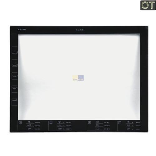 AEG/Electrolux Innenscheibe für Backofentüre, bedruckt 561610709/9