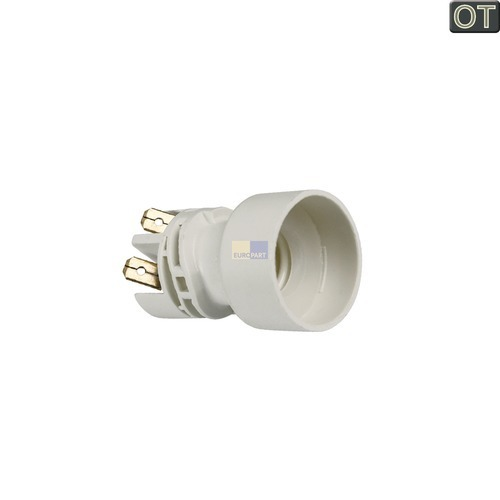 Klick zeigt Details von Lampenfassung für E-14-Lampe KG  LIEBHERR 6072030