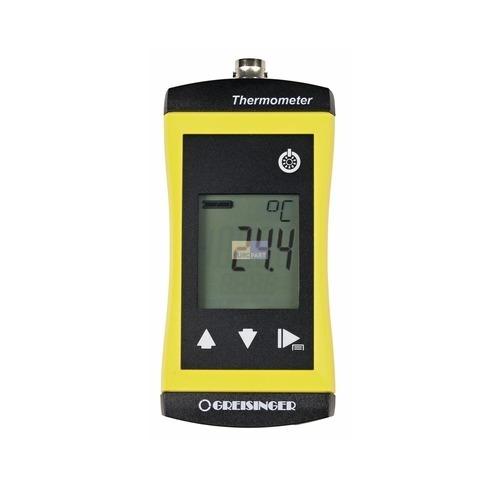 Klick zeigt Details von Digitalthermometer G1710 mit Tauchfühler