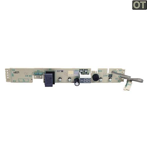 Klick zeigt Details von Elektronik Integralplatine